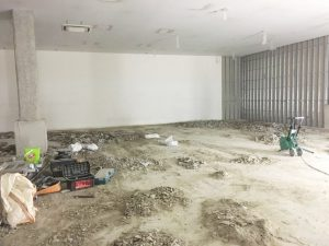 ビル(店舗)内装解体工事