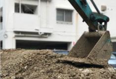 解体工事熊本勲栄は行き届いた施工管理